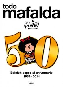 mafalda 50 aniversario